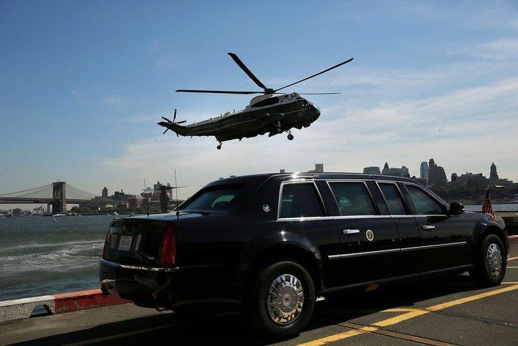 New York'ta olağanüstü güvenlik önlemi