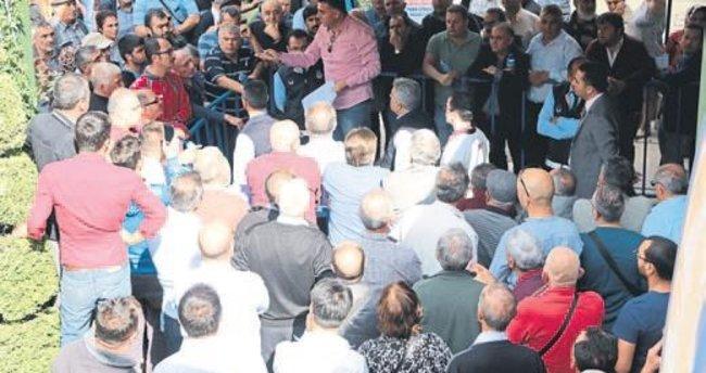 Muratpaşa'da ihale kavgası alevlendi