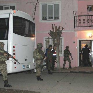 Bursa'da PKK operasyonu: 3 gözaltı