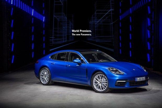 Porsche'nin son harikası görücüye çıktı