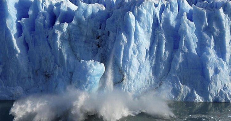 Grönland'de deprem ve tsunami!