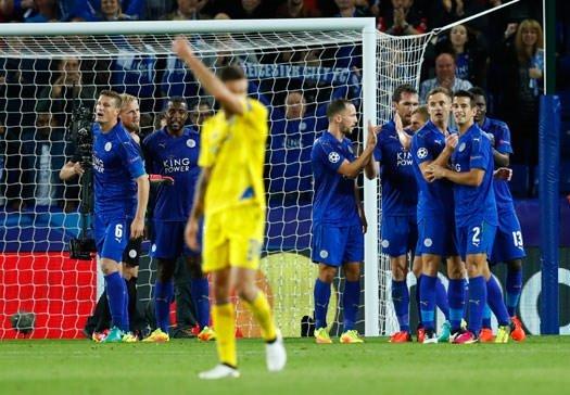 Leicester - Porto maçında Cüneyt Çakır'a sert tepki!