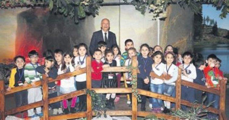 Çocuk Müzesi'nde bayram hazırlığı