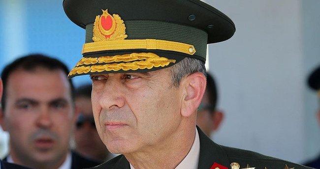 Kara Kuvvetleri Komutanı Çolak, Gürcistan'da!