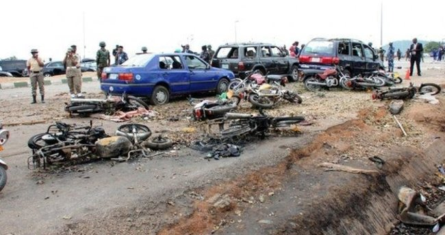 Nijerya'da Boko Haram saldırısı!