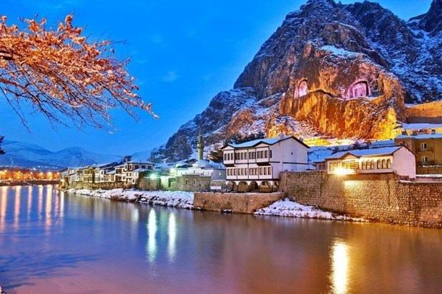 Türkiye'nin birbirinden güzel köşeleri