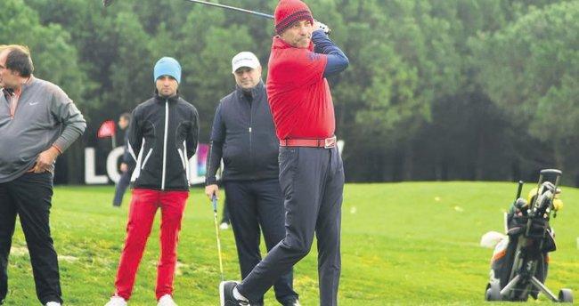 Golf tutkunları buluşuyor