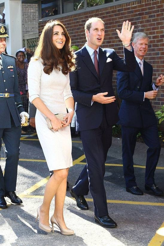 Prens William - Düşes Kate Middleton