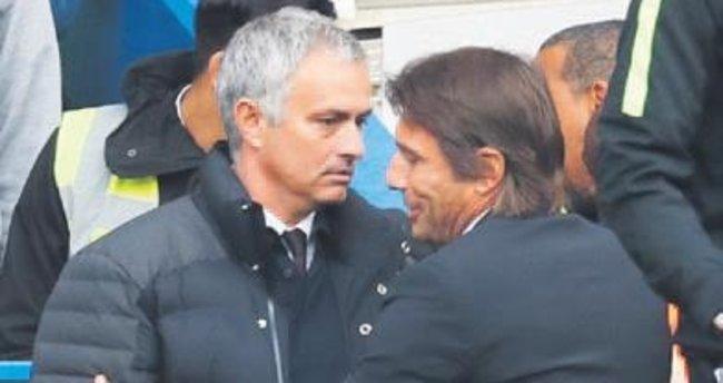 Jose Mourinho tepkili: Beni aşağıladın Conte!