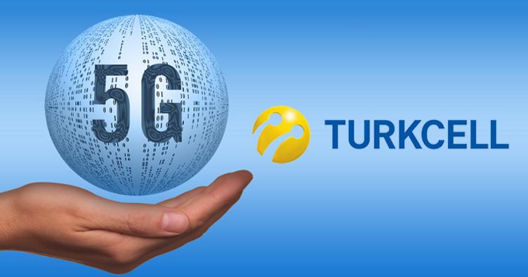 Turkcell şebekesini 5G'ye hazırlıyor