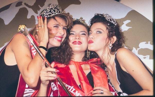 Türkiye güzelleri Tahir Yaman sergi