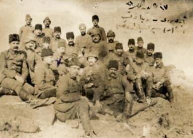 Çanakkale Gazileri'nin anıları