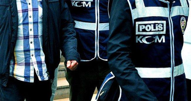 10 kamu görevlisi FETÖ'den gözaltına alındı