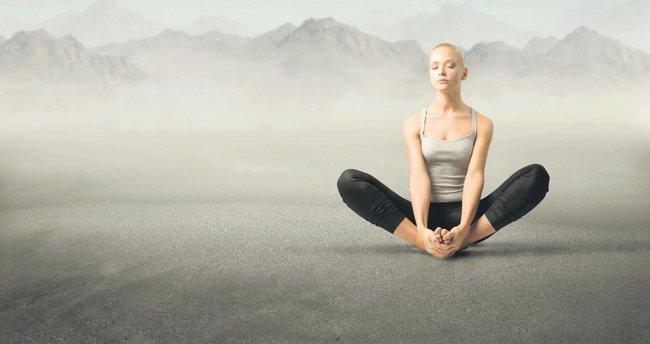 Yoga meme kanserine ilaç gibi geliyor