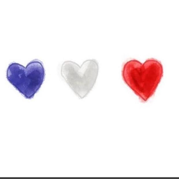 Fransa saldırısına ünlülerden tepki