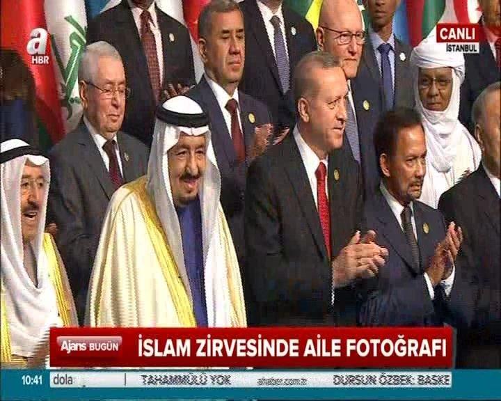 İslam Zirvesi İstanbul'da başladı