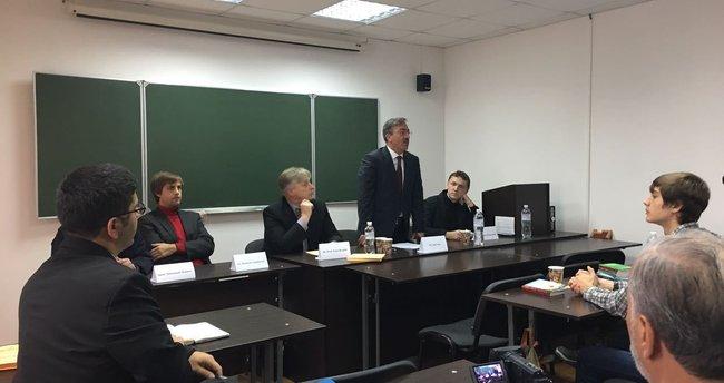 Ukrayna'da Bediüzzaman konuşuldu