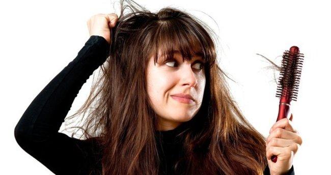 Saç dökülmesine karşı 2 etkili çözüm