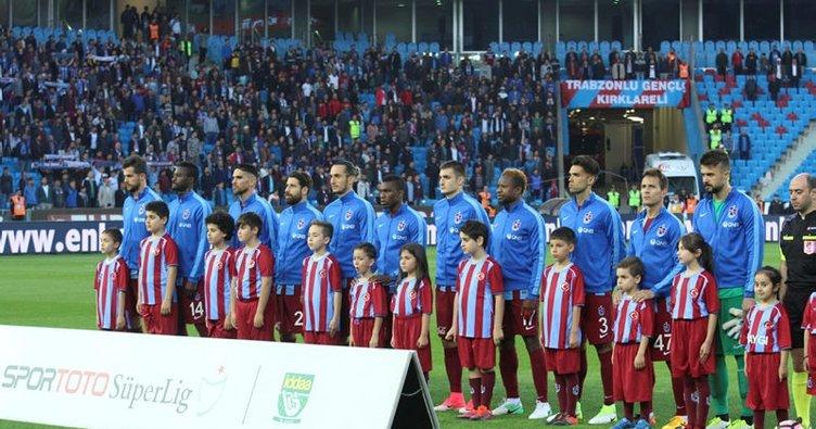 Mayıs ayı Trabzonspor'a yaramadı