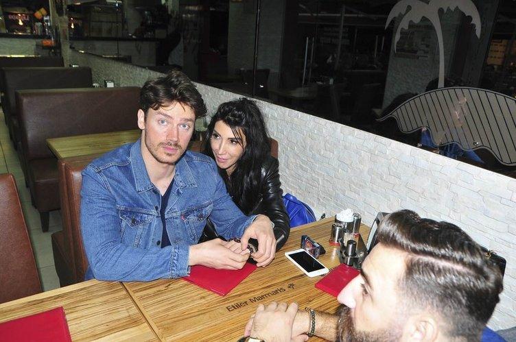 İşte Hande Yener'in sevgilisi Ümit Cem Şenol
