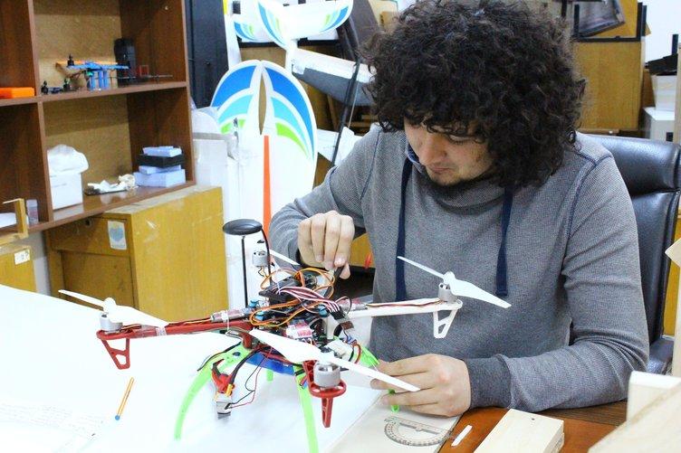 Türk öğrencilerin yaptığı uydu Amerika yolunda