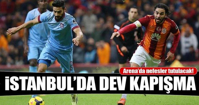 İstanbul'da dev kapışma