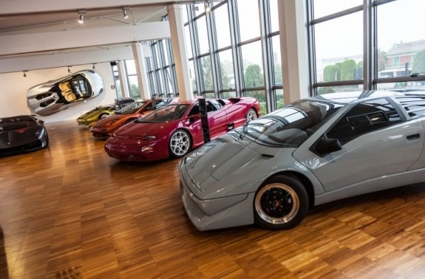 1964'ten günümüze Lamborghini modelleri