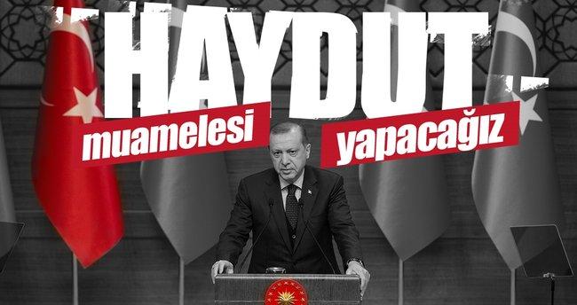 Cumhurbaşkanı Erdoğan'dan Avrupa'ya flaş uyarı!