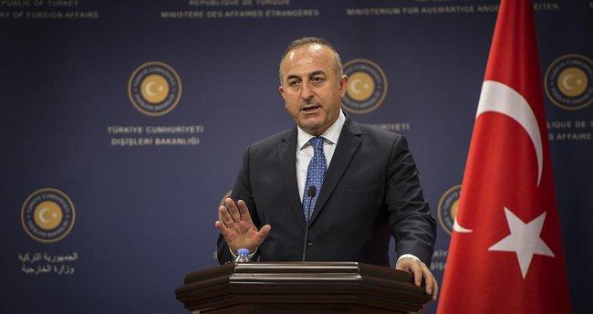 Çavuşoğlu'dan Rusya'ya çağrı