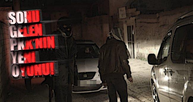 Sonu yaklaşan PKK'dan yeni taktik