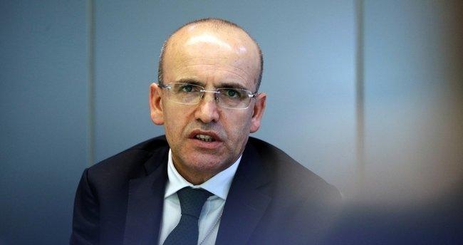 Mehmet Şimşek'ten IMF'ye 'adalet' çağrısı