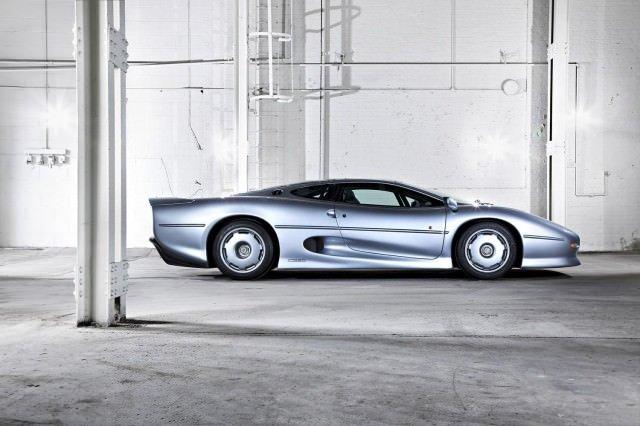 Şimdiye kadar üretilen en hızlı otomobiller