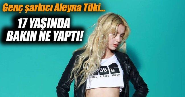 Aleyna Tilki estetik mi yaptırdı?