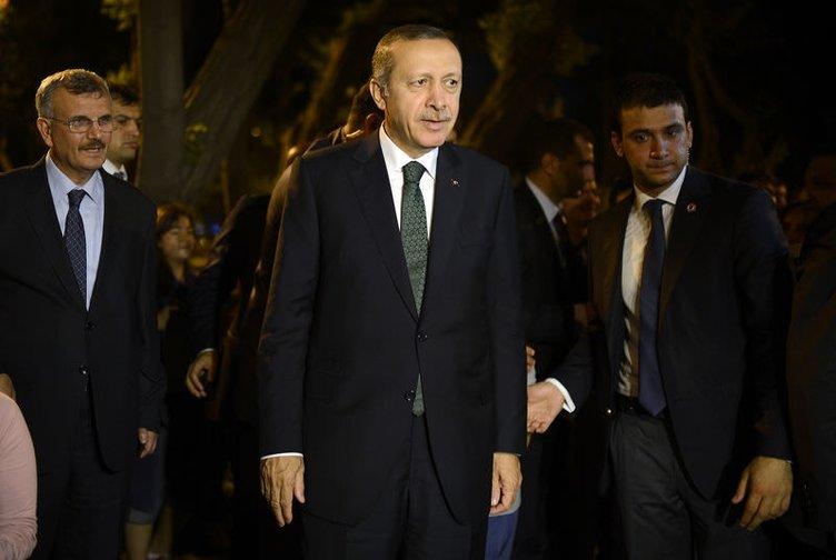 Başbakan Erdoğan'dan vatandaşa sürpriz