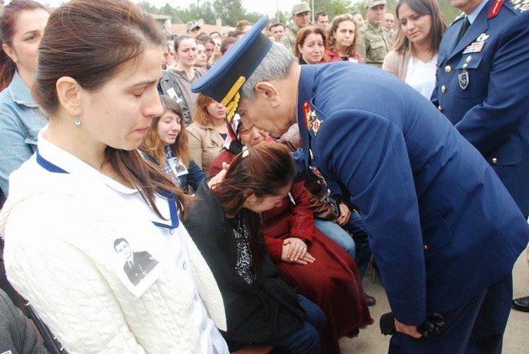 Şehit Astsubay Üstçavuş Necdet Aydoğdu gözyaşları ile uğurlandı