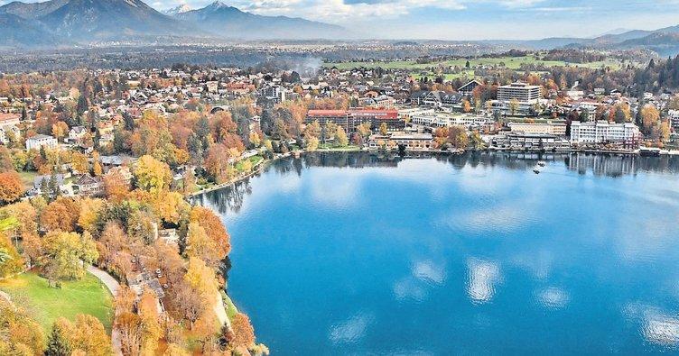 Keşfedilmeyi bekleyen güzellik Slovenya