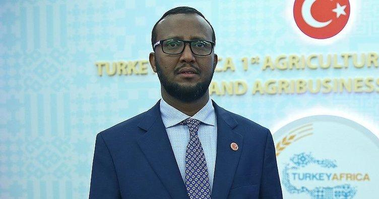 Somali'den Türk balıkçılara davet