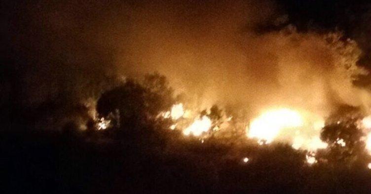 SON DAKİKA: Şırnak'ta askeri helikopter düştü!