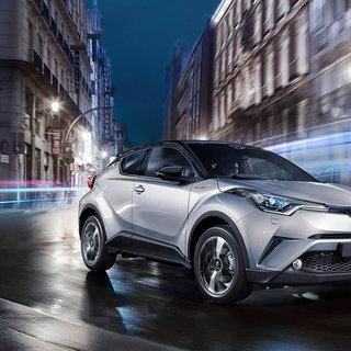 Toyota C-HR test sürüş günleri 10-11 Aralık'ta