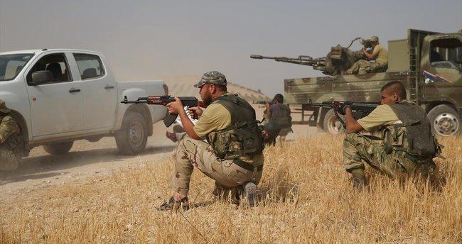 Fırat Kalkanı Harekatı'nda yaralanan 2 asker Ankara'ya sevk edildi!