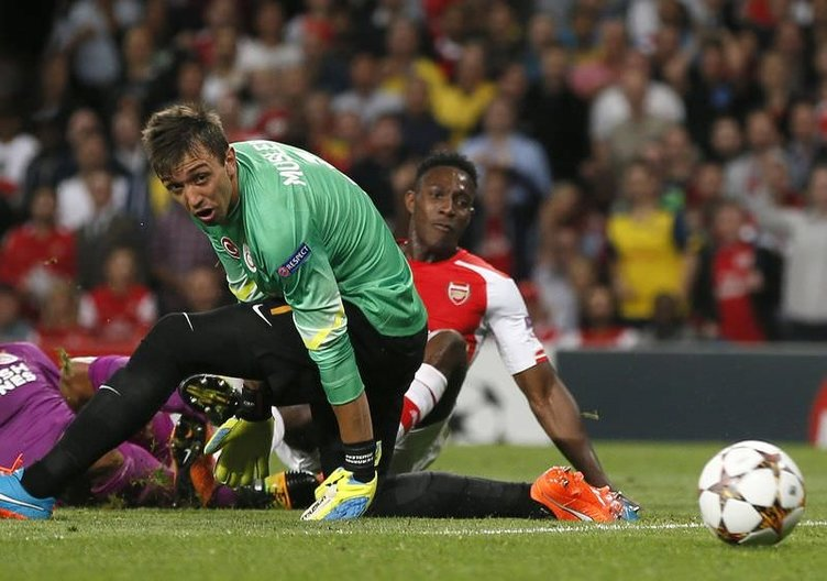 Galatasaray'ın Arsenal yenilgisi Avrupa basınında