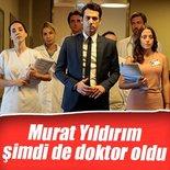 Murat Yıldırım doktor oldu