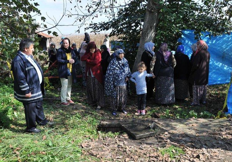 Sakarya'da foseptik çukuruna düşen kadın öldü