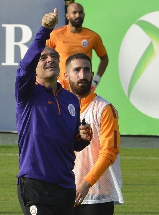 Galatasaray'da devre arasında 10 yolcu