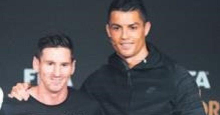 Ronaldo vergi kaçırmada Messi'den geri kalmadı