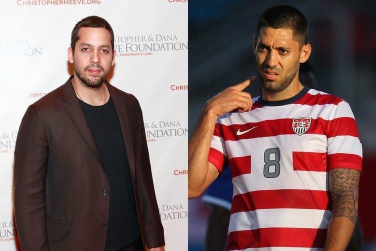 Futbolcular ve Hollywood'daki benzerleri