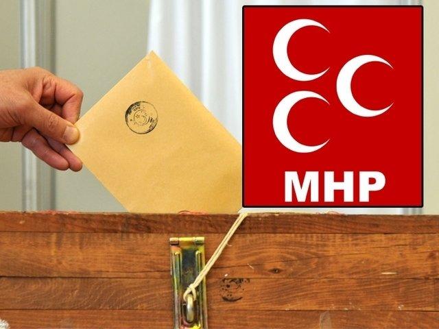İşte MHP'nin il il milletvekili aday listesi