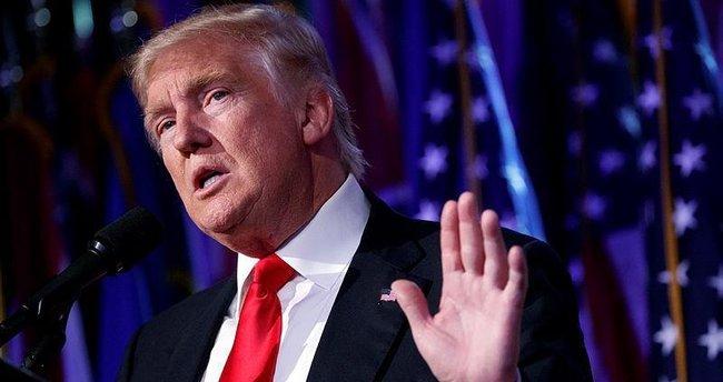 Trump ABD medyasını suçladı