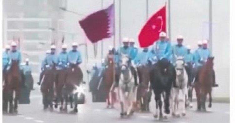 Katar Emiri'nden 'Diriliş'li teşekkür
