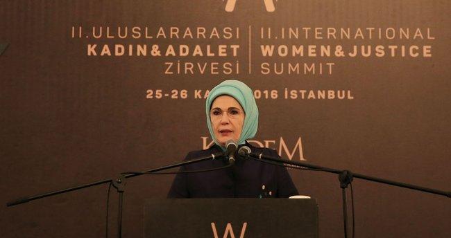2. Uluslararası Kadın Ve Adalet Zirvesi devam ediyor